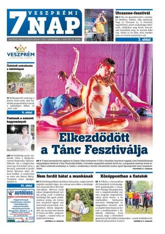 Veszprémi 7 Nap - 2021. 09. 02.