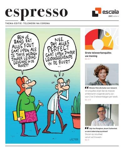 Escala Espresso 6 - 2021