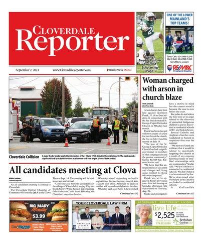 Cloverdale Reporter, September 2, 2021