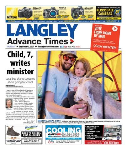 Langley Times, September 2, 2021