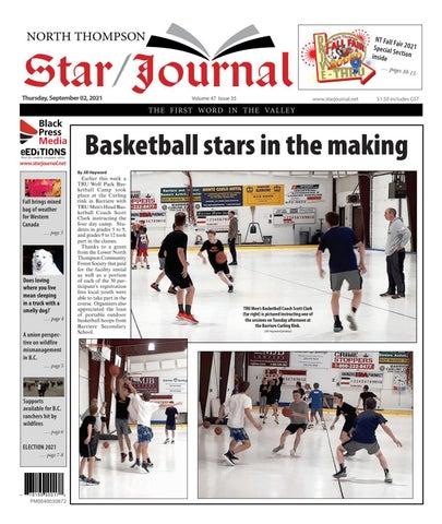 Barriere Star Journal, September 2, 2021