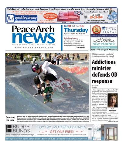 Peace Arch News, September 2, 2021