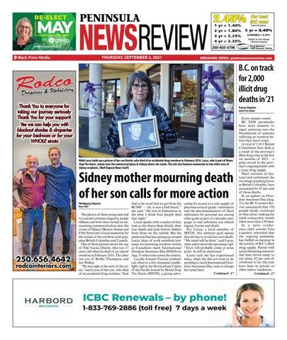 Peninsula News Review, September 2, 2021