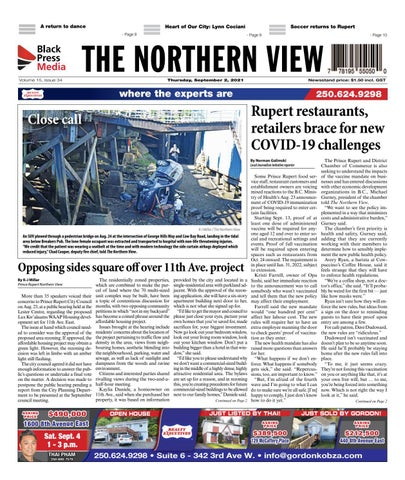 The Northern View/Northern Connector, September 2, 2021