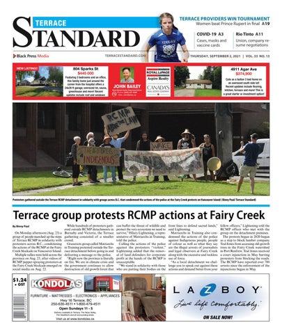 Terrace Standard, September 2, 2021