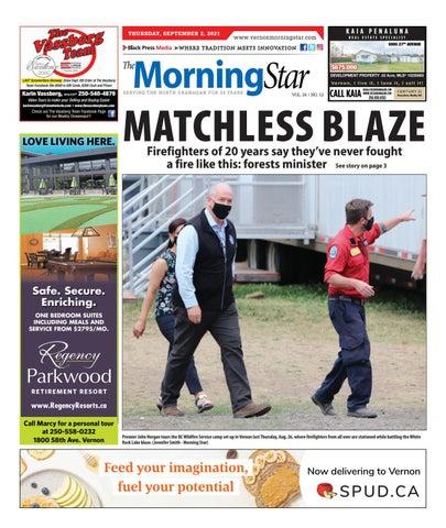 Vernon Morning Star, September 2, 2021