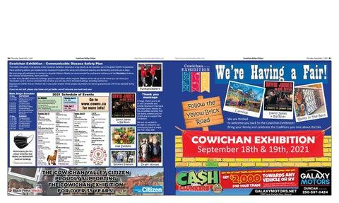 September 02, 2021 Cowichan Valley Citizen