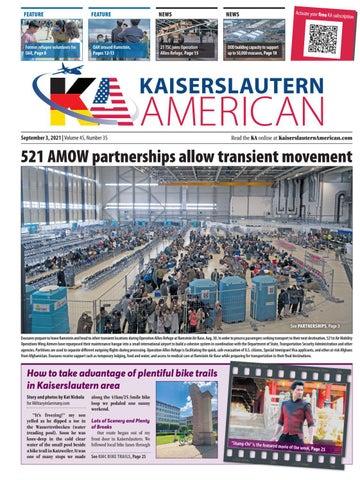 Kaiserslautern American - September 3, 2021