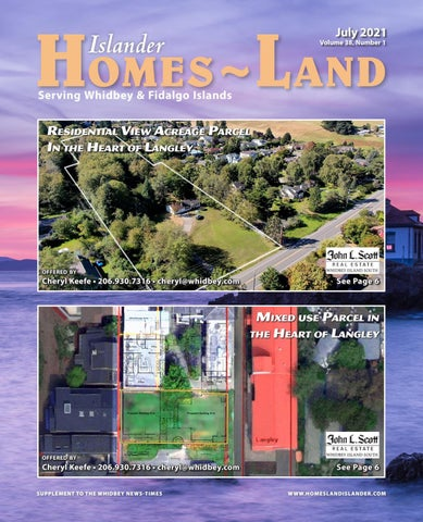Homes and Land July 2021