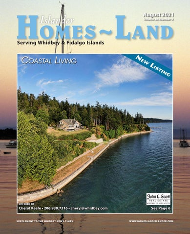 Homes and Land August 2021