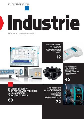 Industrie | 53 - Septembre 2021