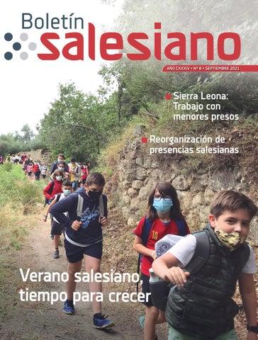 Boletín Salesiano, septiembre 2021