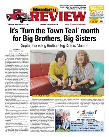 Rimbey Review, September 7, 2021