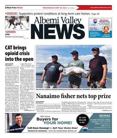 Alberni Valley News, September 8, 2021