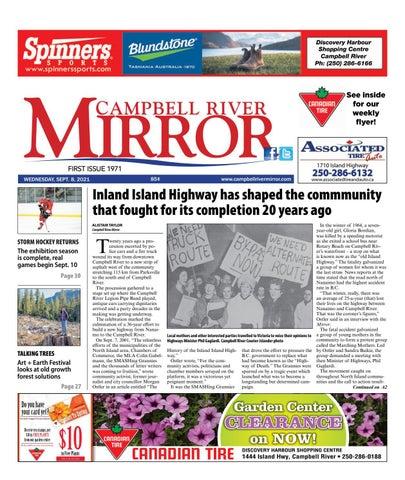 Campbell River Mirror, September 8, 2021