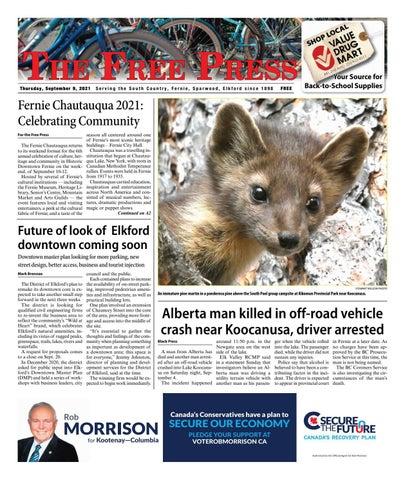 The Free Press, September 9, 2021