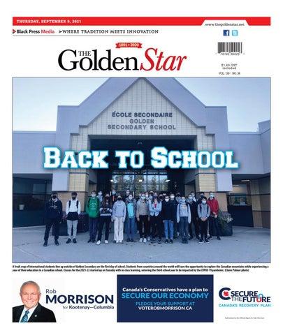 Golden Star, September 9, 2021