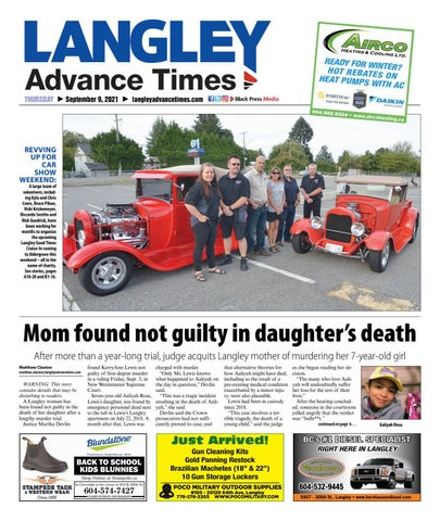 Langley Times, September 9, 2021