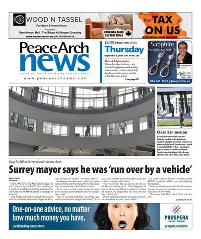 Peace Arch News, September 9, 2021