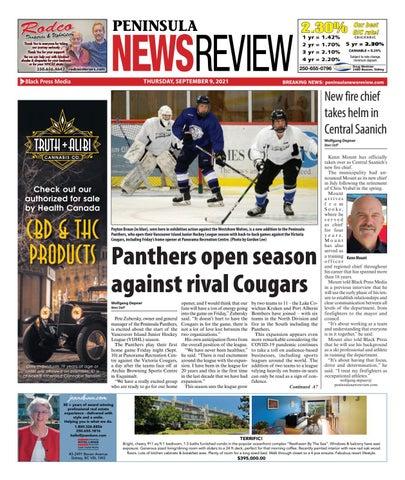 Peninsula News Review, September 9, 2021