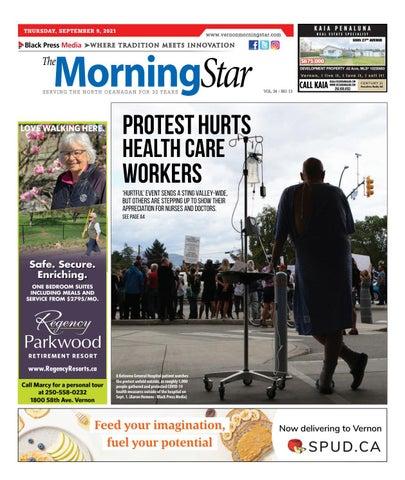 Vernon Morning Star, September 9, 2021