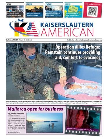 Kaiserslautern American - September 10, 2021