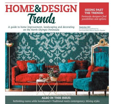 Home & Design Trends Fall 2021