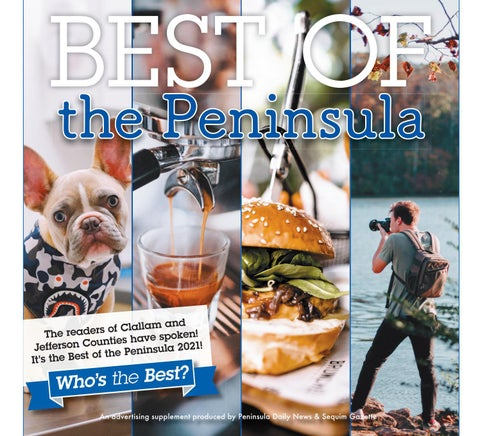 Best of the Peninsula 2021