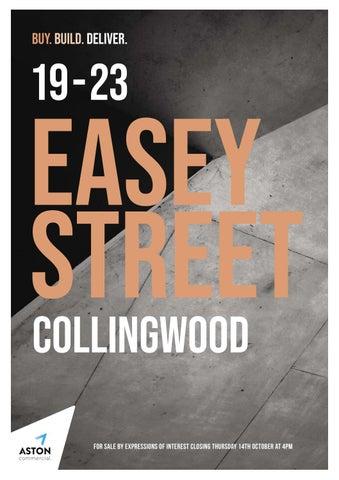 19-23 Easey Street, Collingwood