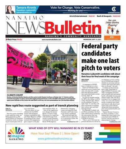Nanaimo News Bulletin, September 15, 2021