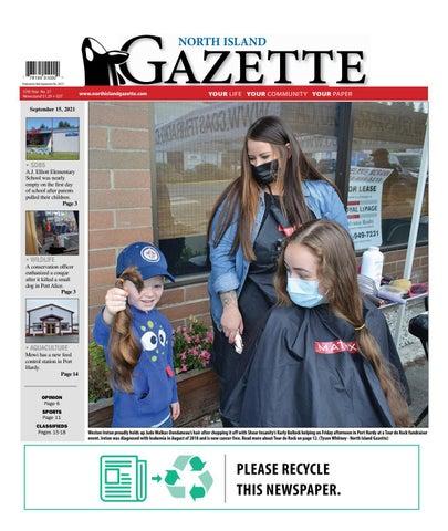 North Island Gazette, September 15, 2021