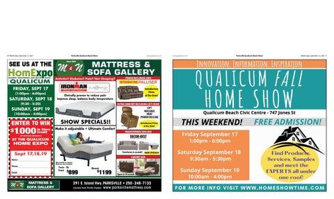 September 15, 2021 Parksville Qualicum Beach News