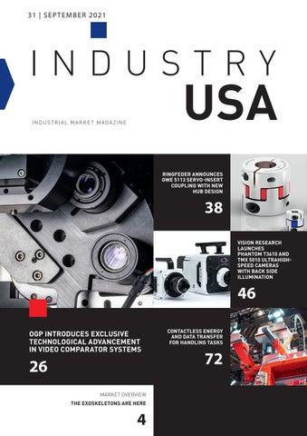 Industry USA | 31 - September 2021