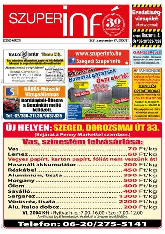Szeged 2021.09.17
