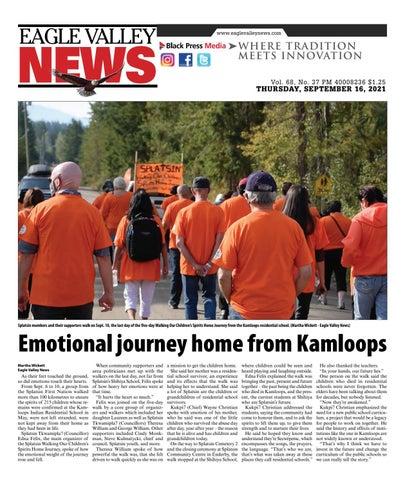 Eagle Valley News, September 16, 2021