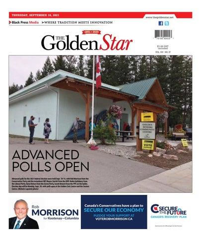 Golden Star, September 16, 2021