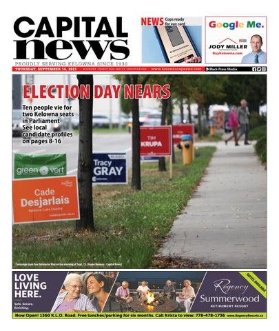 Kelowna Capital News, September 16, 2021