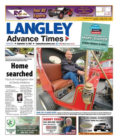 Langley Times, September 16, 2021