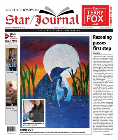 Barriere Star Journal, September 16, 2021