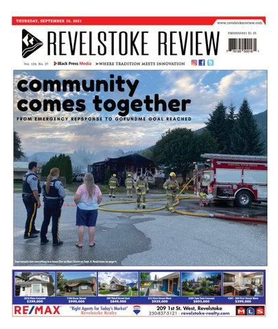 Revelstoke Times Review, September 16, 2021