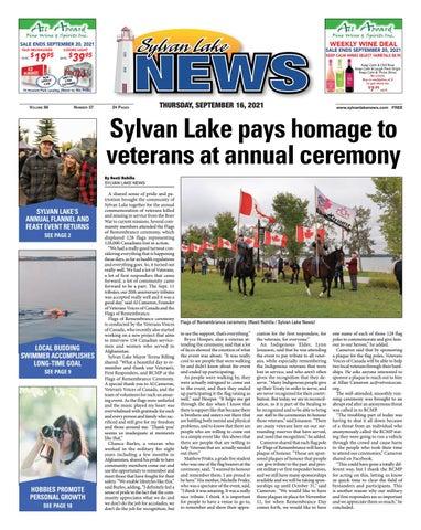 Sylvan Lake News, September 16, 2021