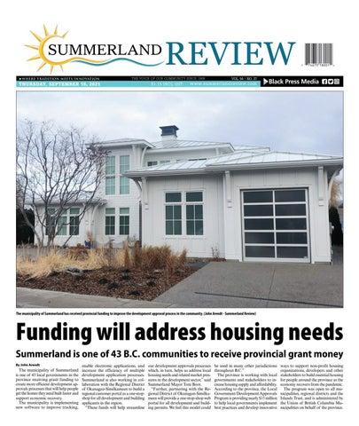 Summerland Review, September 16, 2021