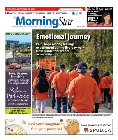 Vernon Morning Star, September 16, 2021