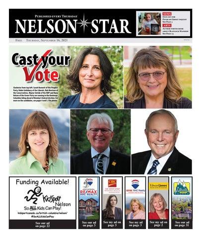 Nelson Star/West Kootenay Advertiser, September 16, 2021