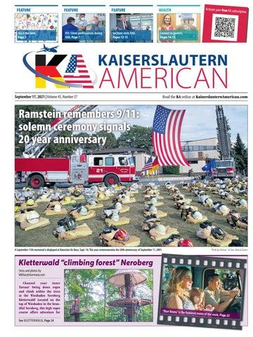 Kaiserslautern American - September 17, 2021
