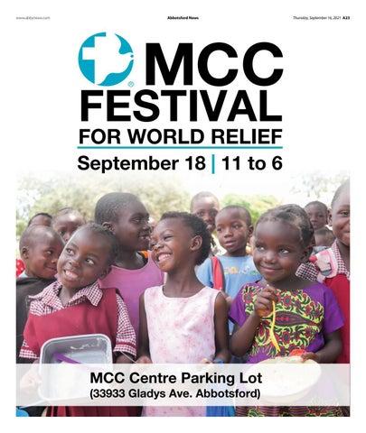 MCC Festival for World Relief 2021