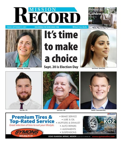 Mission City Record, September 17, 2021