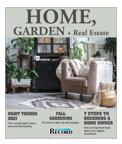 Home + Garden Sept