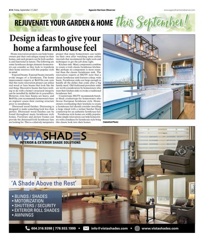 Home and Garden September 2021