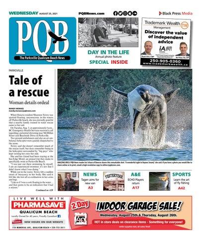 Parksville Qualicum Beach News, August 25, 2021
